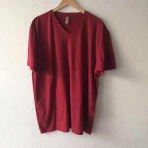 Next Level Red Shirt